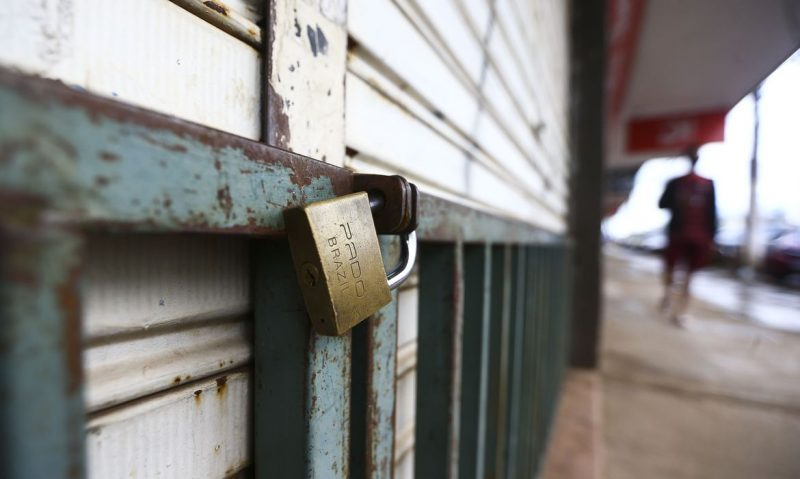 Governo precisa levar o pedido de lockdown ao Coes para ser analisado pelos técnicos – Foto: Marcelo Camargo/Agência Brasil/ND