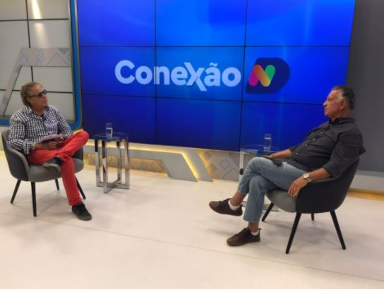 Cacau Menezes conversa com Edison Andrino
