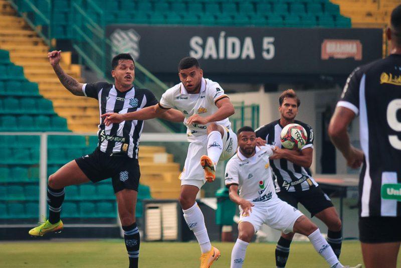 Figueirense e Criciúma ficam no 0 a 0 em Florianópolis – Foto: Patrick Floriani/FFC