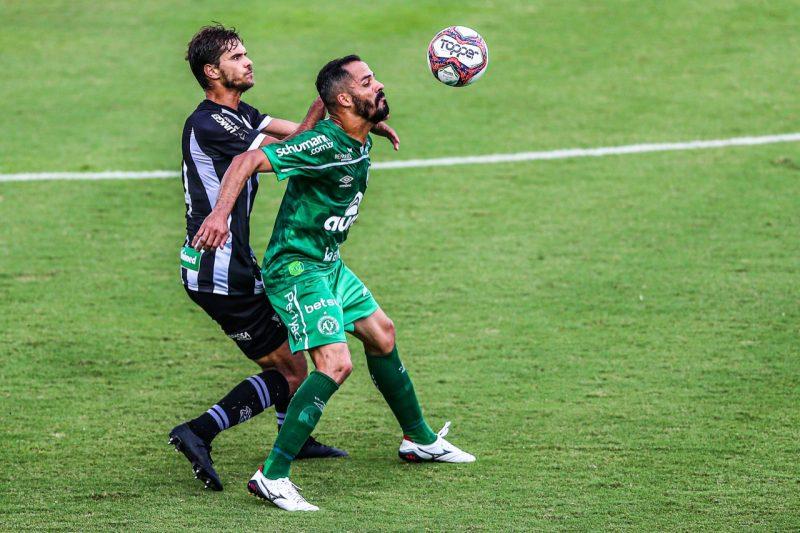 Paulo Ricardo x Anselmo Ramon que, em poucos minutos, destruiu com o jogo – Foto: Cristiano Andujar/Andujar Press