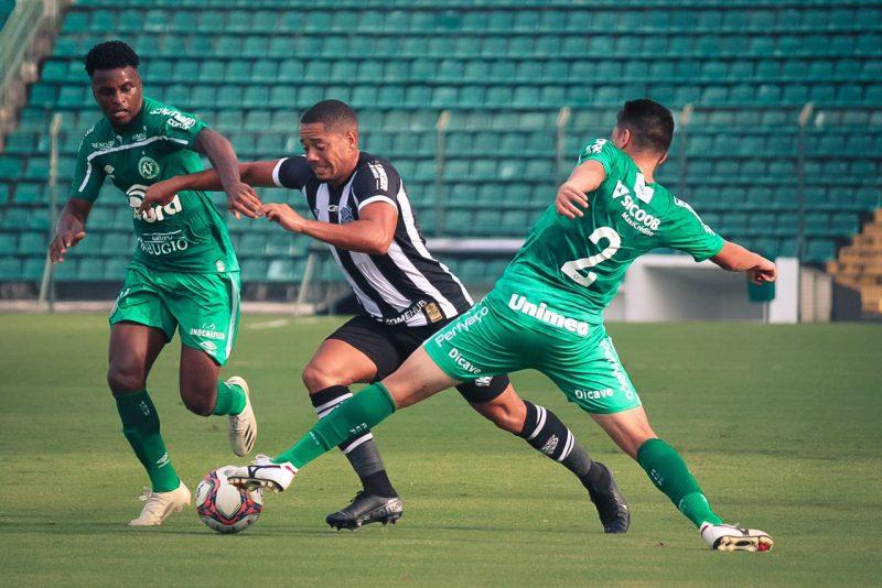 Mais uma derrota e o Figueirense fica nas últimas posições na tabela. – Foto: Patrick Floriani/Figueirense/ND