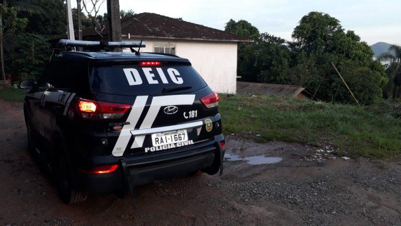 Foto: Polícia Civil/Divulgação/ND