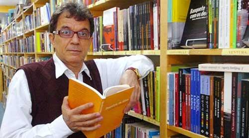 Escritor de SC tem vários prêmios nacionais e internacionais – Foto: arquivo