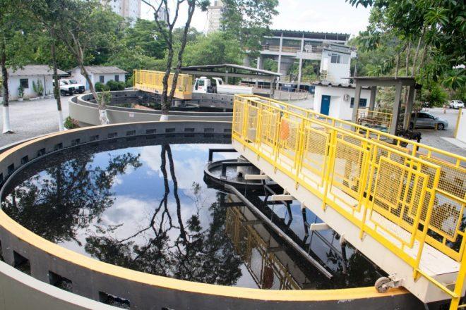 Tarifa de esgoto terá reajuste de 4,99% em Blumenau – Foto: Divulgação/BRK Ambiental