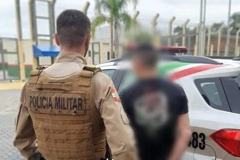 Líderes do Comando Vermelho são presos em SC – Foto: Divulgação/PM Navegantes