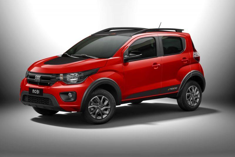 Marcas mais vendidas: Fiat lidera com folga e Ford despenca no ranking - Divulgação/Fiat