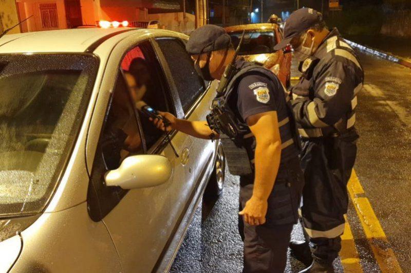 GMT vai intensificar fiscalizações de trânsito neste fim de semana – Foto: Marcelo Martins/Prefeitura de Blumenau