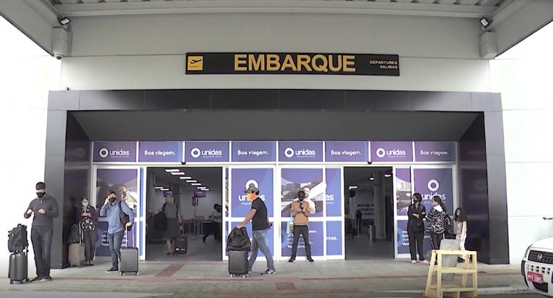 Inclusão de nova pista no Aeroporto de Navegantes é solicitação antiga de entidades catarinenses – Foto: Arquivo/NDTV