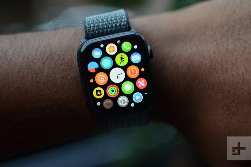 Homem é salvo após acionar dispositivo de emergência do Apple Watch – Foto: Foto Reprodução Apple