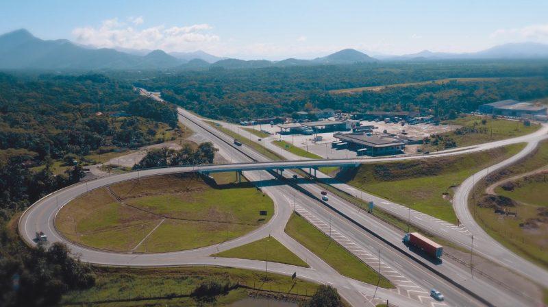 Garuva sedia hoje empresas de diversos segmentos e um parque industrial, com forte crescimento no setor de comércio e serviços – Foto: Divulgação/ND