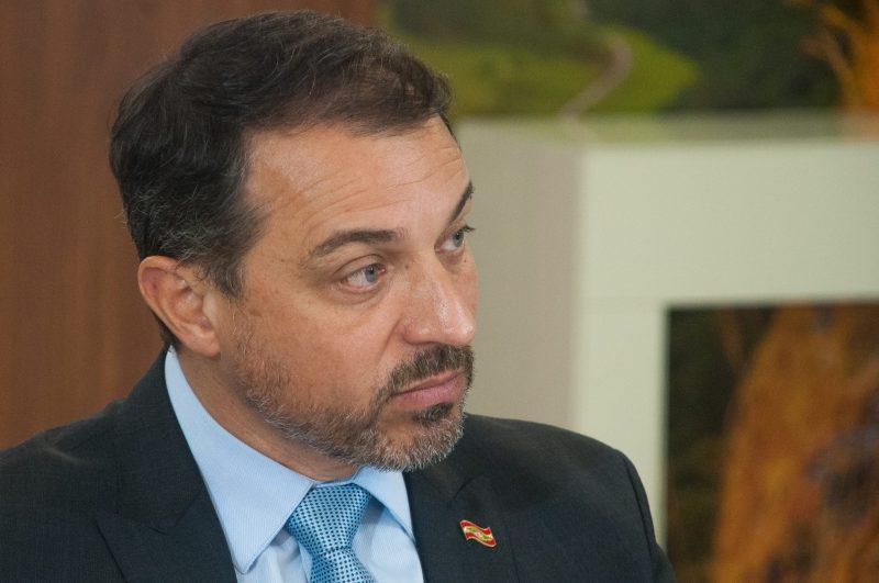 Governador Carlos Moisés – Foto: Leo Munhoz/ND