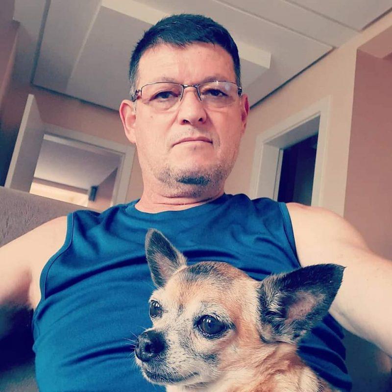 Homem de 59 anos foi levado para ES no dia 9 de março – Foto: Reprodução/Facebook/ND