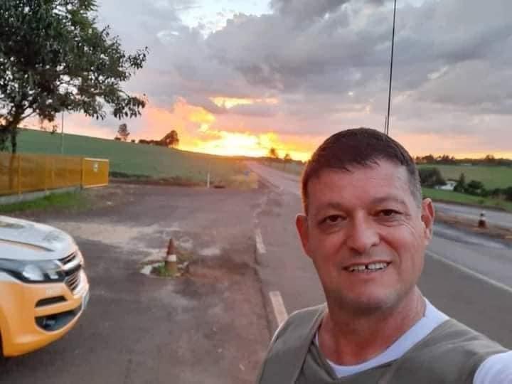Ele trabalhou na Brigada Militar do RS – Foto: Reprodução/Facebook/ND