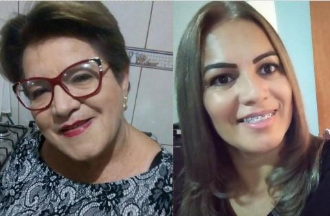 Mãe e filha morreram com diferença de nove dias – Foto: Redes sociais
