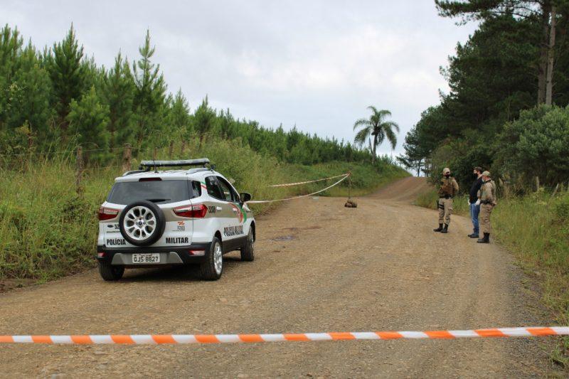A Polícia Civil investiga o caso. – Foto: IGP/Divulgação/ND