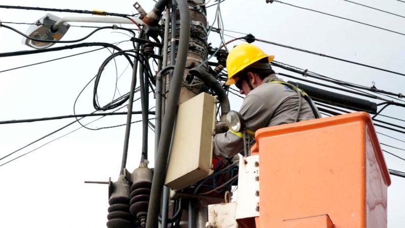 Com conclusão do edital, serviço de manutenção de iluminação pública deve ser retomado em Joinville – Foto: Secom/Divulgação