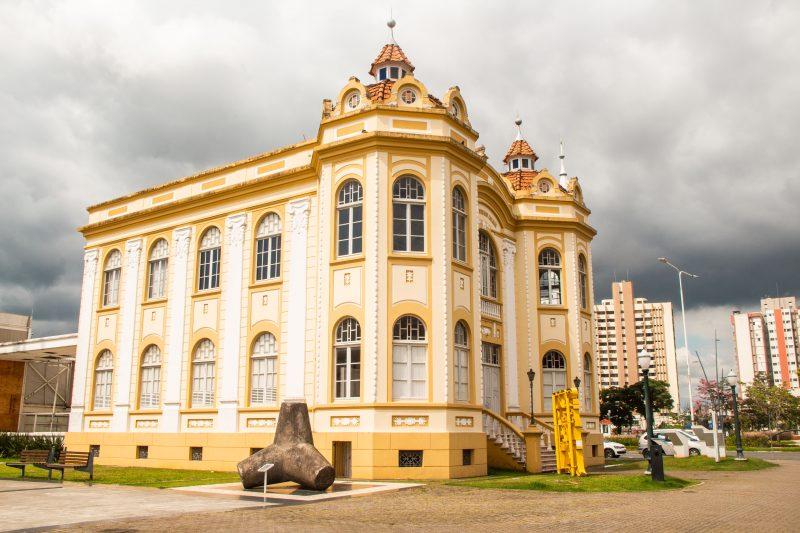 Museu Histórico de Itajaí – Foto: Foto: Bruno Golembiewski/ND