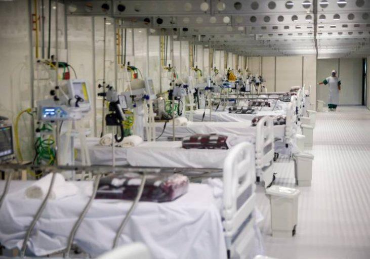 Santa Catarina tem 241 pessoas em espera por leito de UTI – Foto: Divulgação/Câmara dos Deputados/ND