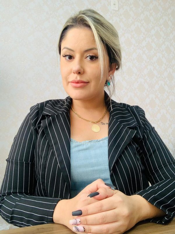 Ingra Ohana foi vítima de violência doméstica e tentativa de feminicídio, em 2020 – Foto: RMCom/Divulgação/ND