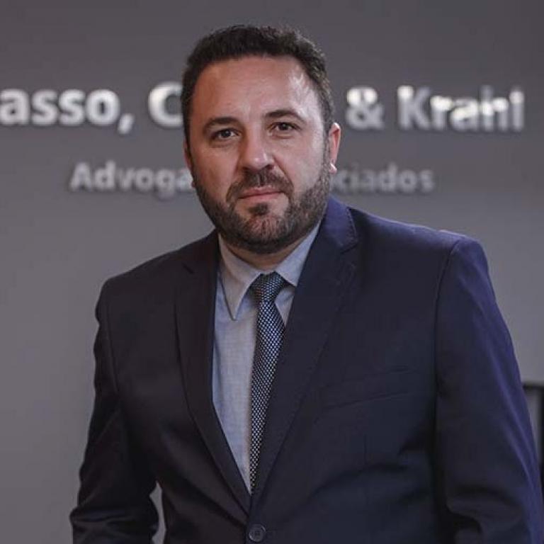 Empresário e advogado Ivan Cadore continua à frente da Acip – Foto: Divulgação/ND
