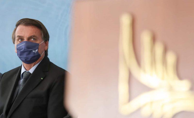 O presidente Jair Bolsonaro reúne chefes dos demais Poderes nesta quarta-feira