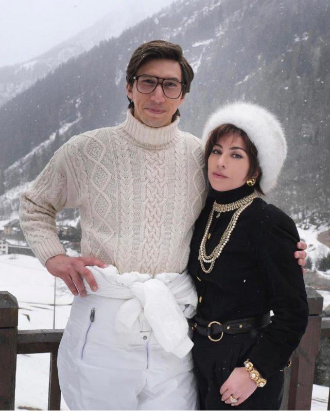 Adam Driver e Lady Gaga vivem Maurizio Gucci e Patrizia Reggiani no longa – Foto: Reprodução