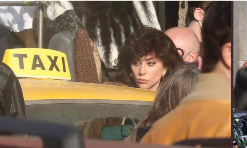 Lady Gaga como Patrizia Reggiani – Foto: Reprodução