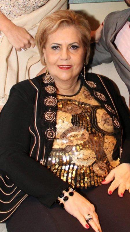 Mãe Diana é mais uma vítima da Covid-19 em Balneário Camboriú – Foto: Arquivo pessoal