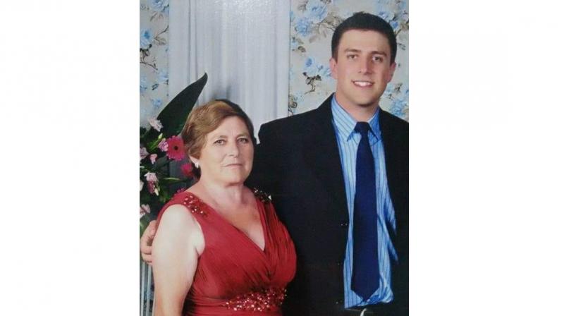 Mãe e filho morreram de Covid-19 na mesma semana em Canoinhas – Foto: Redes sociais/ND