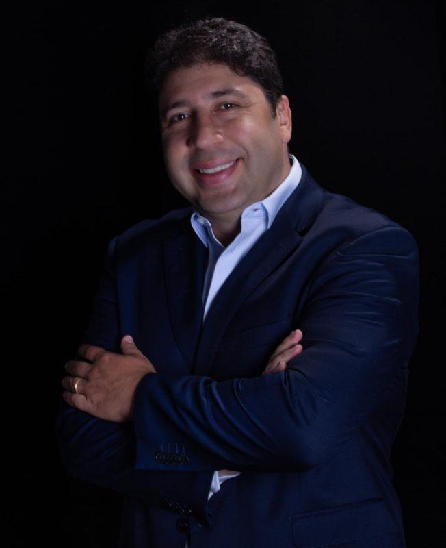 Mohamad é o atual presidente do grupo UniAvan e assume nesta terça (23) a secretaria de Planejamento de Balneário Camboriú – Foto: Prefeitura de Balneário Camboriú/Divulgação