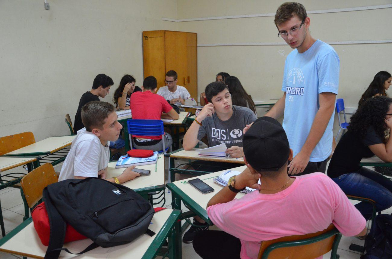 Divulgação/Colégio Catarinense - Monitoria Externa