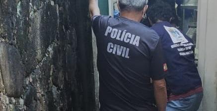 Polícia Civil investiga crime de poluição