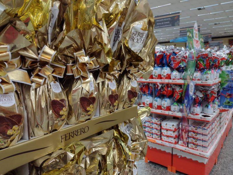pesquisa, preço, páscoa, ovo, chocolate – Foto: Talita Catie/ND