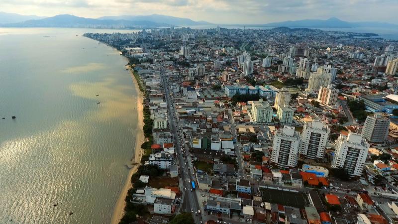 Em 3 de maio de 1856, através da lei Provincial nº 415, São José é elevada ao status de cidade. - Divulgação/ND