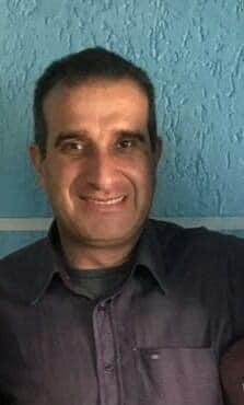 Adriano Fagundes estava desaparecido desde o dia 18 de janeiro e corpo foi encontrado no sábado (6), em Papanduva – Foto: Redes Sociais/Divulgação