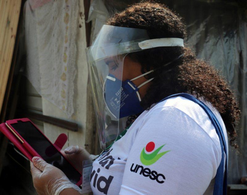 Pesquisadora da Unesc realiza estudo sobre impactos mentais da pandemia da Covid-19, em Criciúma