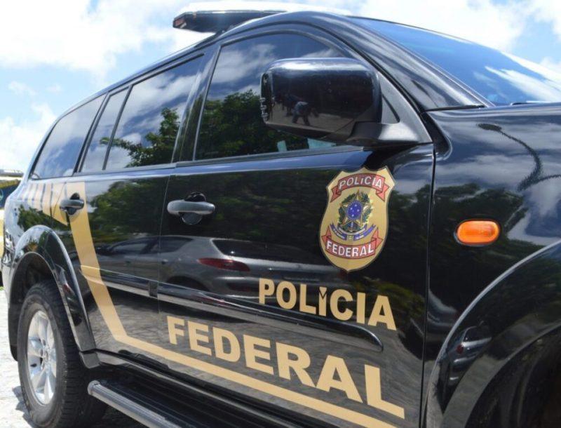 A prisão preventiva ocorreu em Dionísio Cerqueira. – Foto: Polícia Federal/Divulgação/ND