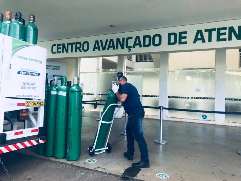 Brasil passa das 300 mil mortes causadas pela Covid-19 – Foto: Prefeitura de Chapecó/Divulgação/ND