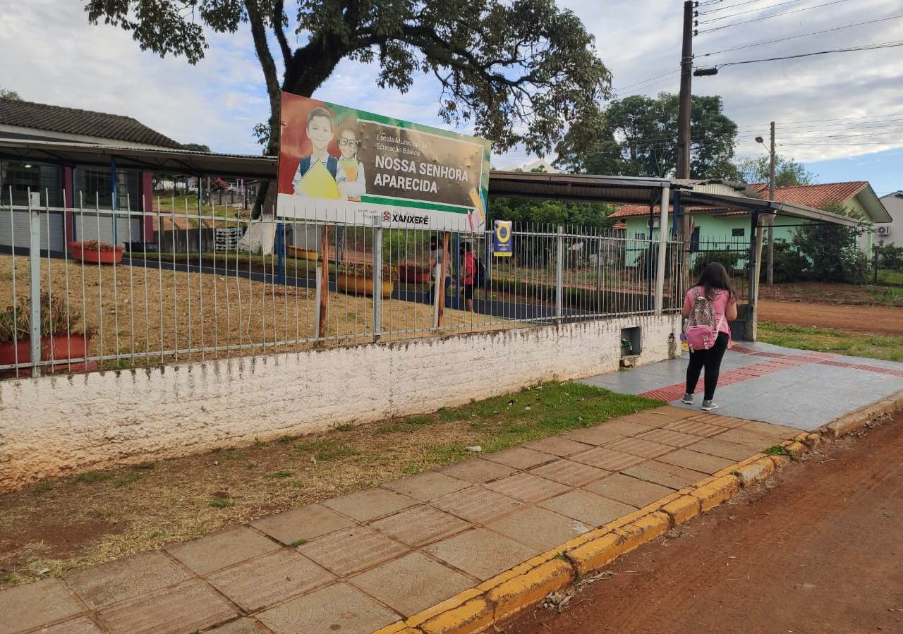 As atividades foram retomadas nesta segunda-feira (22). - Prefeitura de Xanxerê/Divulgação/ND