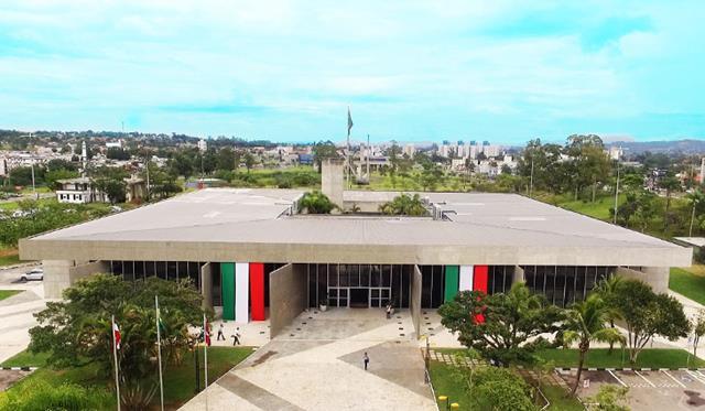 Sede do governo de Criciúma foi criado por Manoel Coelho – Foto: Prefeitura de Criciúma