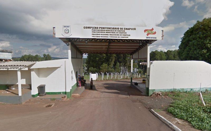 Presídio de Chapecó – Foto: Divulgação/ND