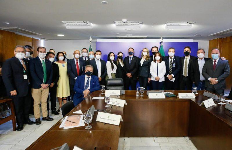 Reunião do Fórum Parlamentar Catarinense – Foto: Assessoria/Presidência da República