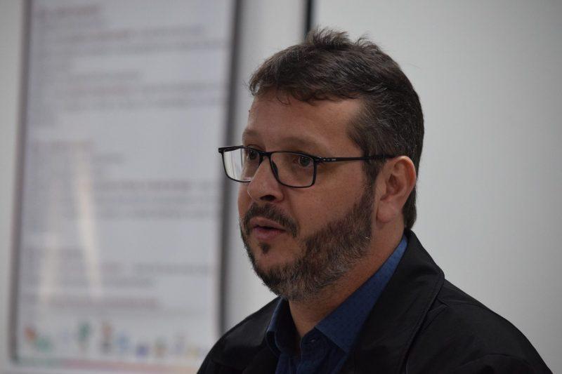 Diretor do Hospital Oase, Richard Choseki, desabafa sobre situação da Covid-19 – Foto: Divulgação/ND