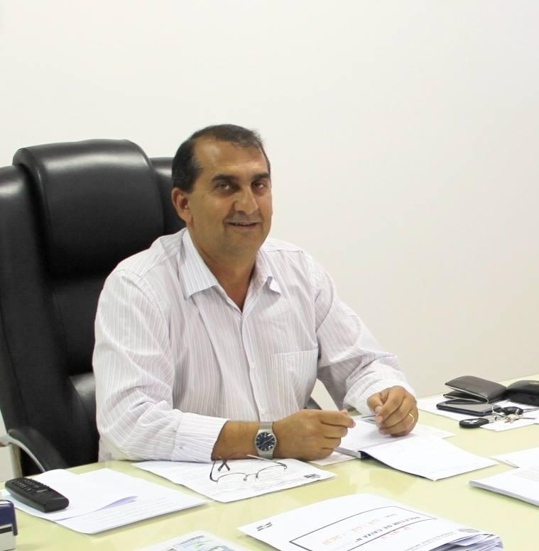 Gelson Saibo, que tinha 56 anos, foi diagnosticado com a Covid-19 no dia 15 de fevereiro – Foto: Divulgação/ND