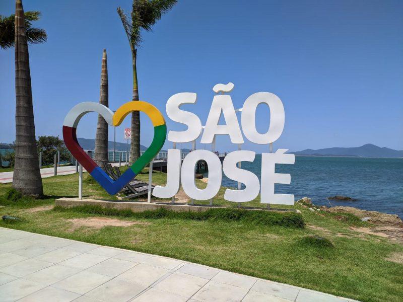 São José completa 271 anos nesta sexta-feira – Foto: Ian Sell/ND