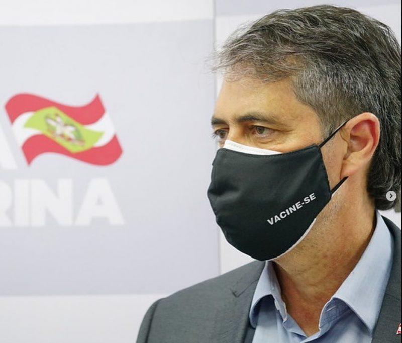 Secreetário da Saúde de SC, André Motta Ribeiro – Foto: Divulgação/ND