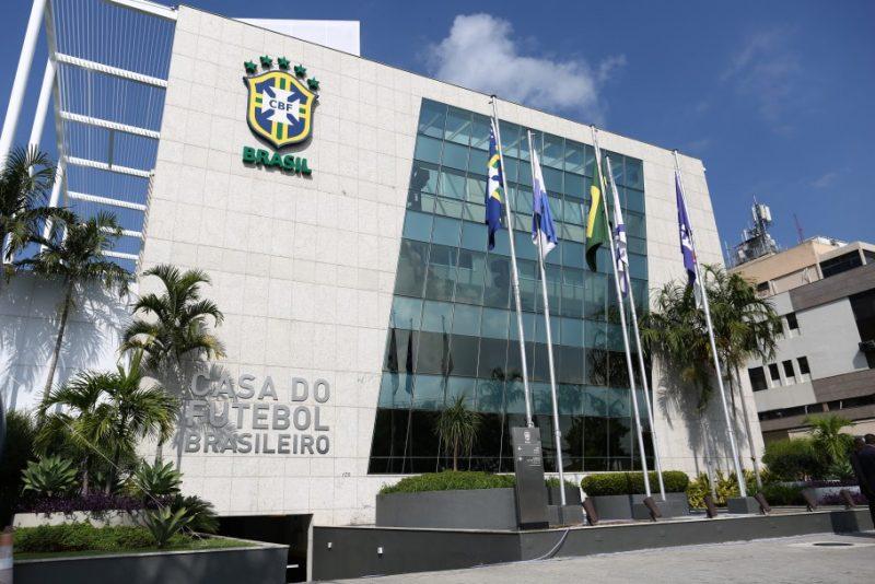 Justiça do Rio anula eleição na CBF e nomeia interventores – Foto: Lucas Figueiredo/CBF/Divulgação/ND