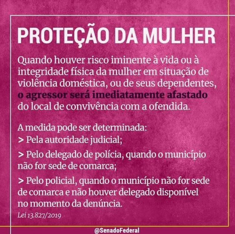 Somos Todas Ingras conscientiza sobre o direito das mulheres à proteção – Foto: Reprodução/Redes sociais/Divulgação/ND