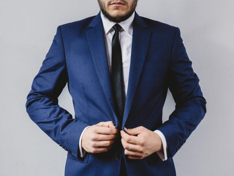 Homens de terno – Foto: Pixabay