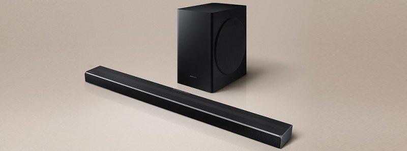 Testamos: por R$ 2,5 mil, soundbar Samsung HW-Q60T melhora – e bem – som da TV - Divulgação/Samsung